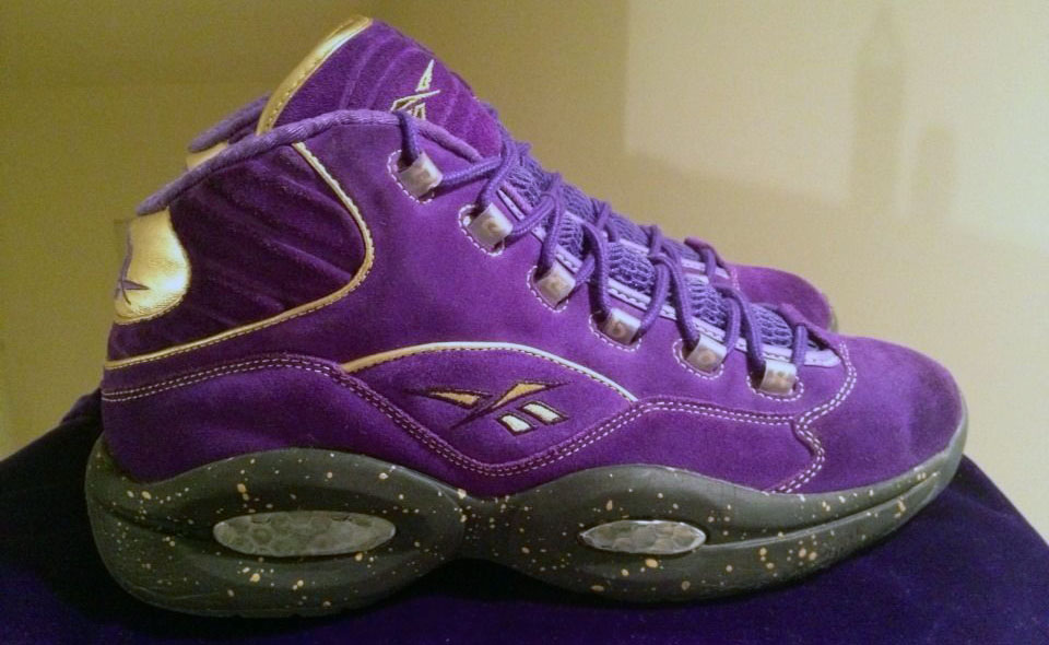Reebok Question Royalty Crown Royal