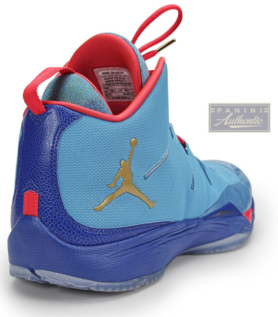 Blake Griffin's Game-Worn Jordan Super.Fly 2 All-Star (12)