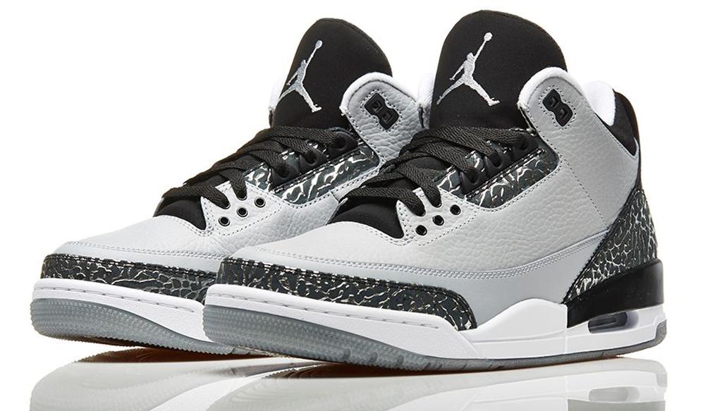 Air Jordan 14 Wolf Retro Gris