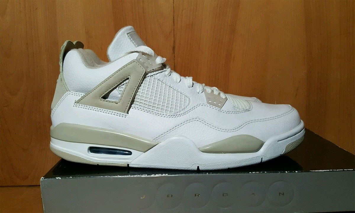20 deadstock air jordan 4s you can grab on ebay right now sole