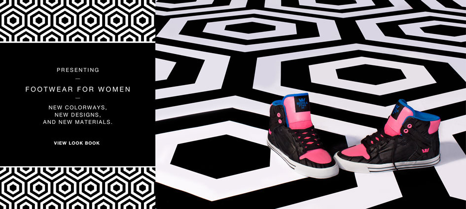 Supra Women's Footwear Fall 2012 Lookbook (2)