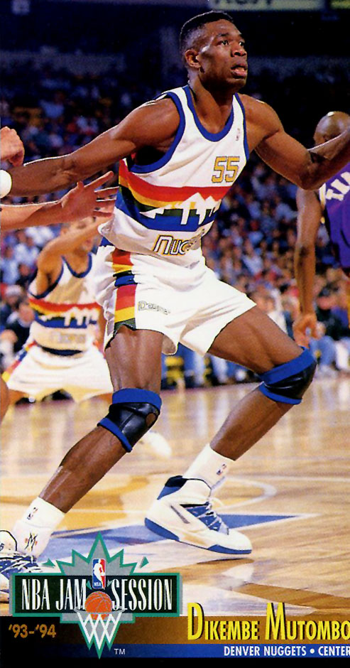 Dikembe Mutombo Shoe Size Kicks on cards: the weekly collection ...