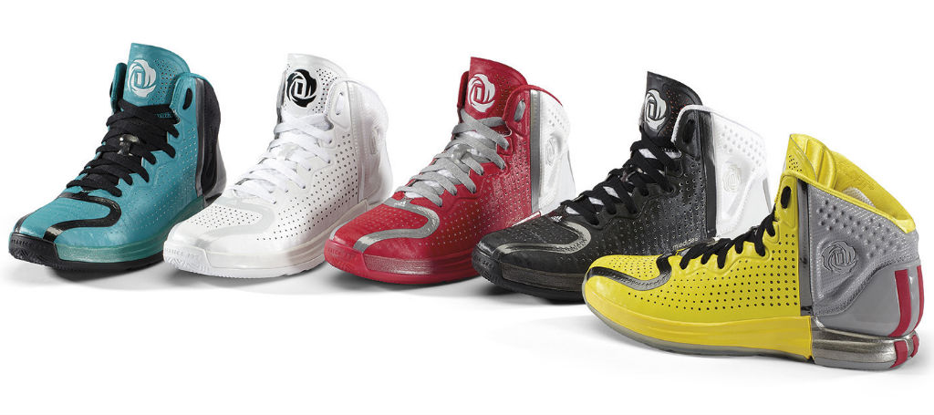 adidas Launches D Rose 4 on miadidas (2)