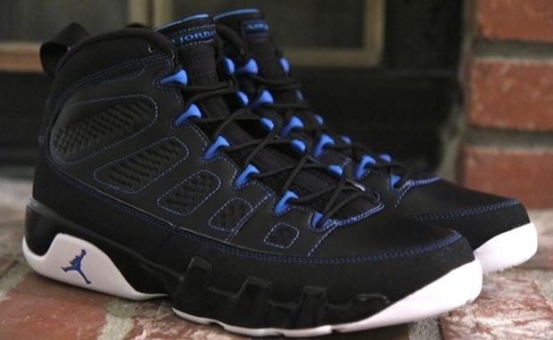 Air Jordan 9 Retro 'Photo Blue' - New