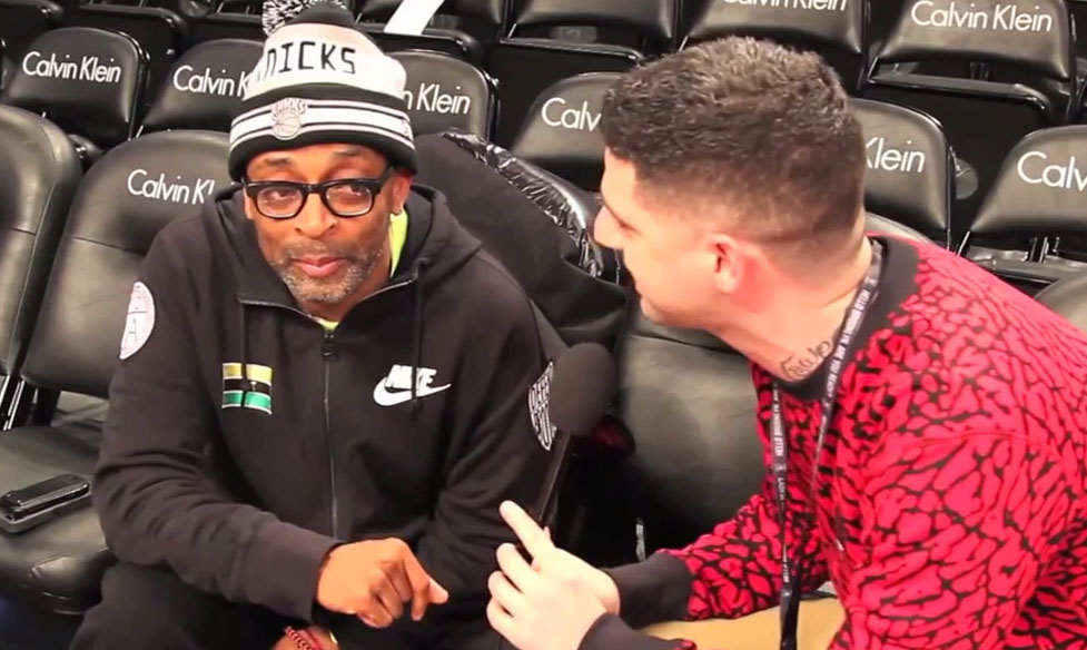 Keez On Sports // Talking Kicks with Spike Lee