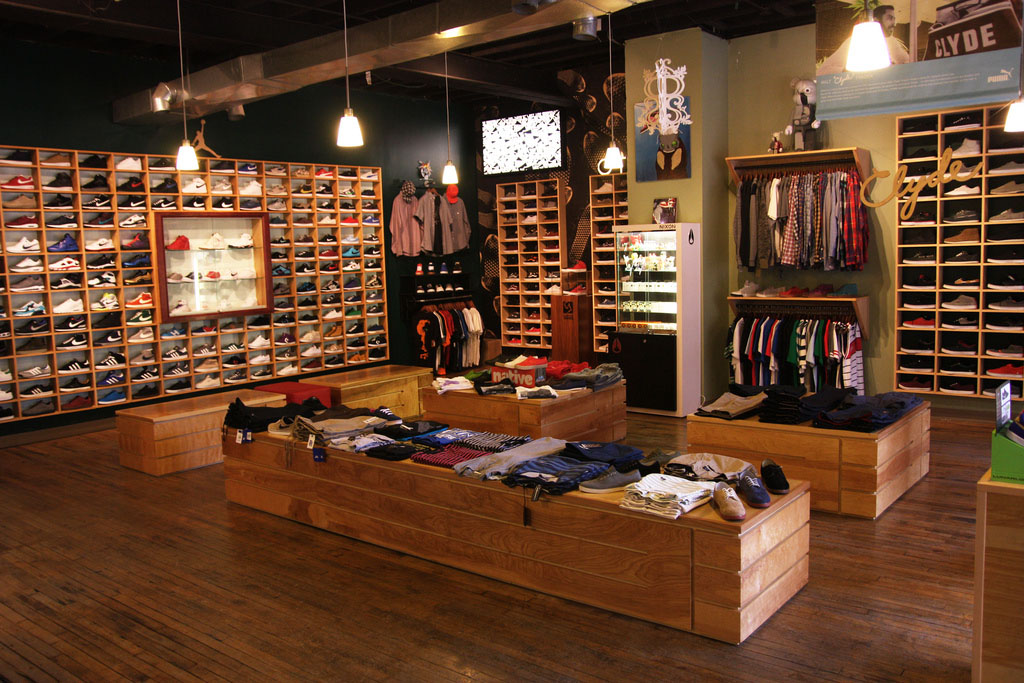 The Top 10 Independent US Sneaker Boutiques: Premier, Grand Rapids