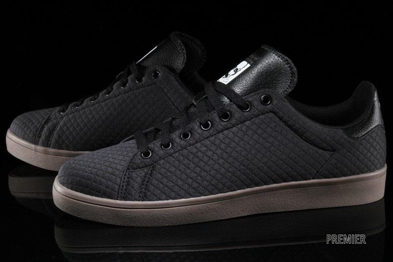 buy online b31f0 540ef adidas Stan Smith Vulc Carbon Black (1)
