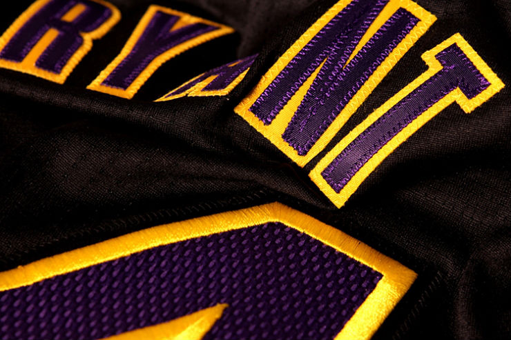 Los Angeles Lakers Unveil Hollywood Nights Black Alternate Uniforms (10)