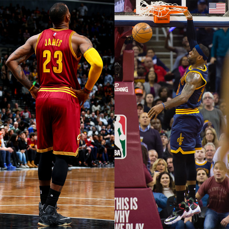 #SoleWatch NBA Power Ranking for January 24: LeBron James