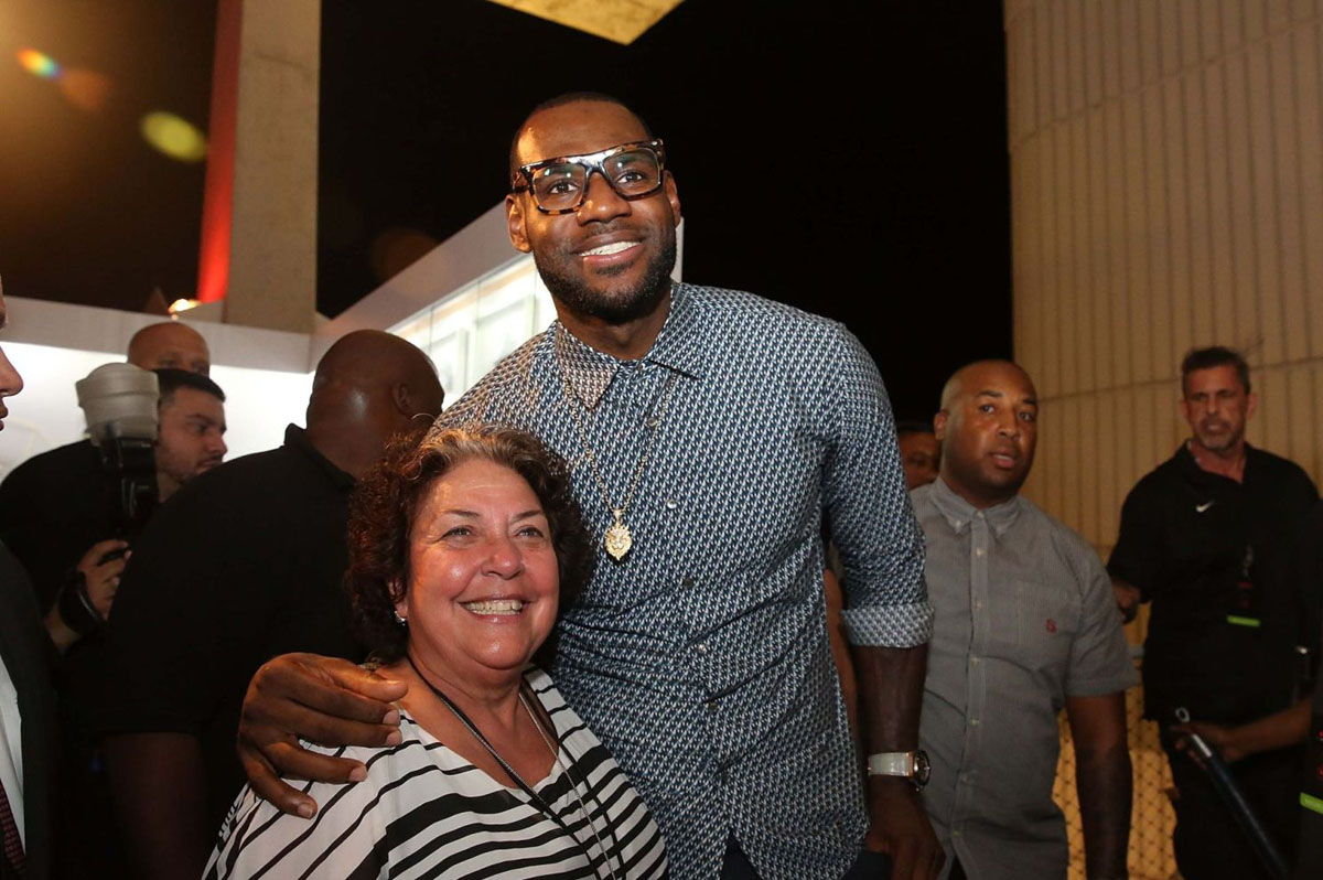 Nike LeBron James 11/11 Experience Event Photos (10)