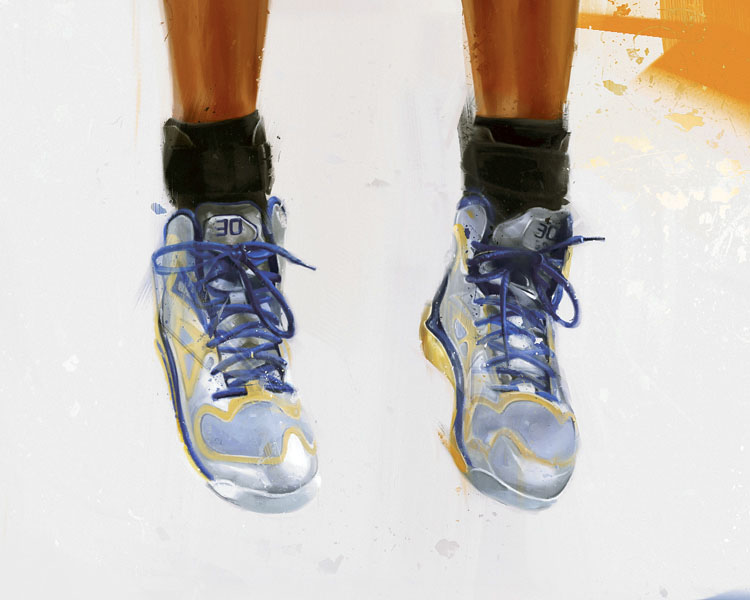 RareInk x Stephen Curry by Denis Gonchar (5)