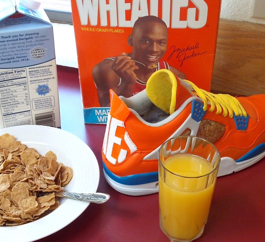 Air Jordan IV 4 Wheaties by emmanueLabor (7)