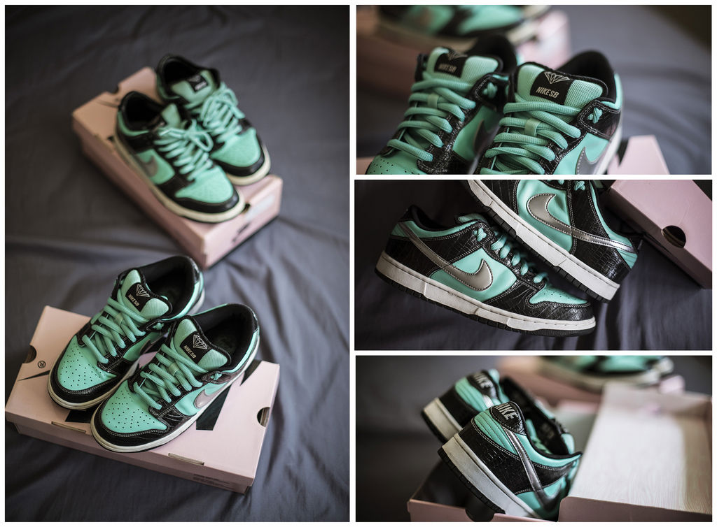 Spotlight // Pickups of the Week 9.1.13 - Nike Dunk Low SB Tiffany by LSean