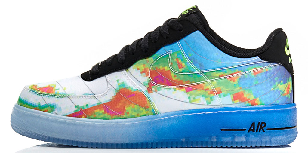 Nike Weatherman Pack - Air Force 1 \u0026 Air Foamposite One ...