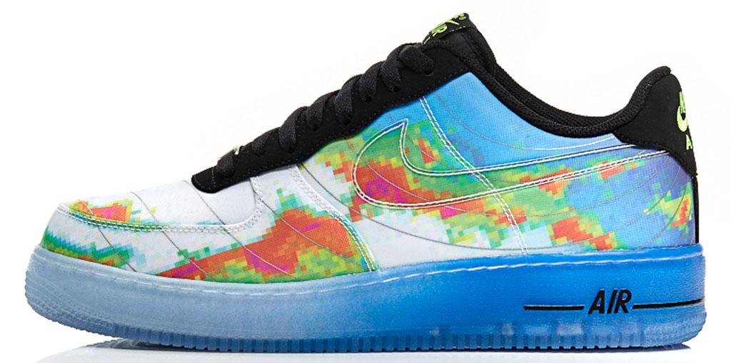 Nike Weatherman Pack - Air Force 1 \u0026 Air Foamposite One ...