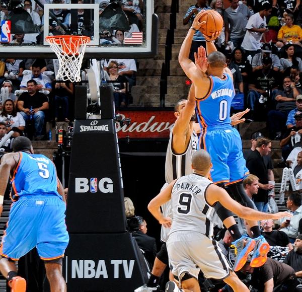 Sneaker Watch // Russell Westbrook Kicks Off Season In ...