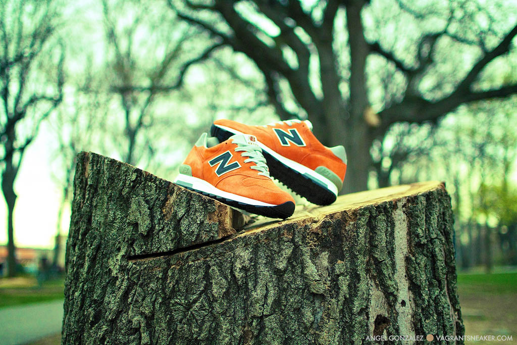"Forum Photo of the Day: J.Crew x New Balance M1400 ""Rusted Orange"" by Vagrant"