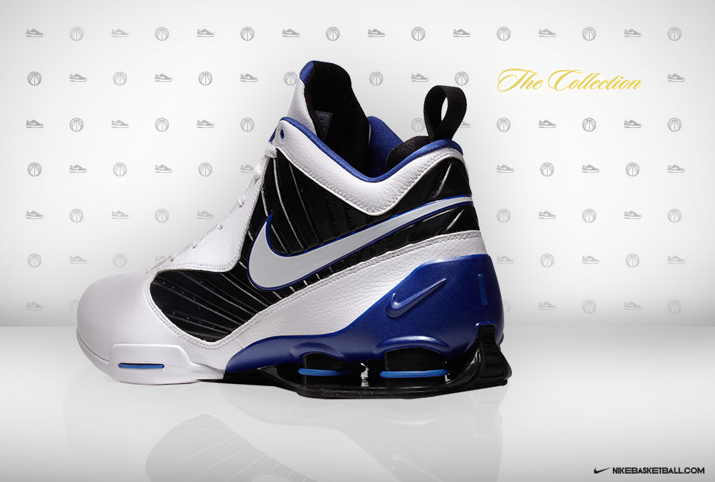 Nike Shox Vince Carter Basketball Shoes