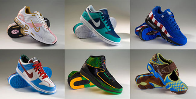 Nike Reintroducing 5 Doernbecher Shoes For 10th Anniversary Sole Collector