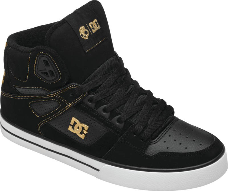 Skullcandy x DC Shoes - Spartan Hi & Stack 1