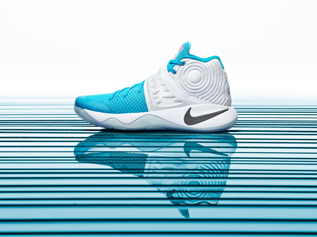 c4f37f2d0395 This Kyrie Irving Shoe Is Inspired by the Abominable Snowman