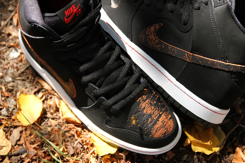 online retailer ce87d 468e5 Nike Thrashes the SB Dunk High on This Release