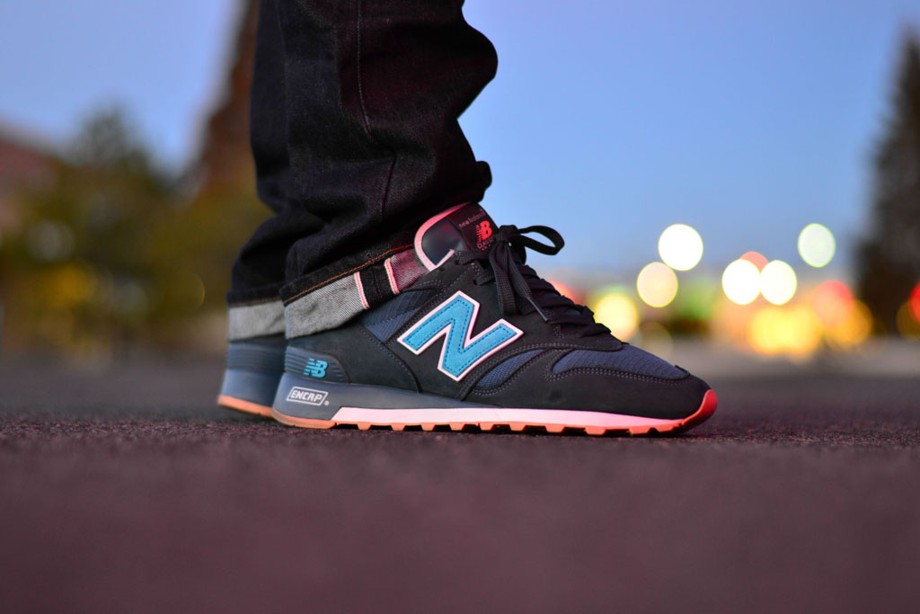 Spotlight: Forum Staff Weekly WDYWT? - 3.14.14 - mackdre wearing Ronnie Fieg x New Balance 1300 Salmon Sole