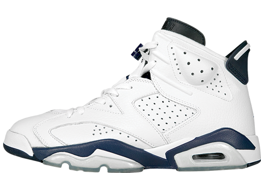 7fc9ac42cead Air Jordan 6  The Definitive Guide to Colorways