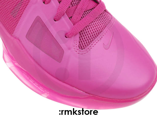 Nike Zoom KD IV Aunt Pearl Think Pink Kay Yow 473679-601 (6)