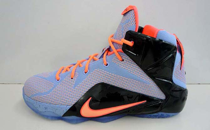 huge selection of 60813 2ee64 Here s a First Look at the  Easter  Nike LeBron 12 GS