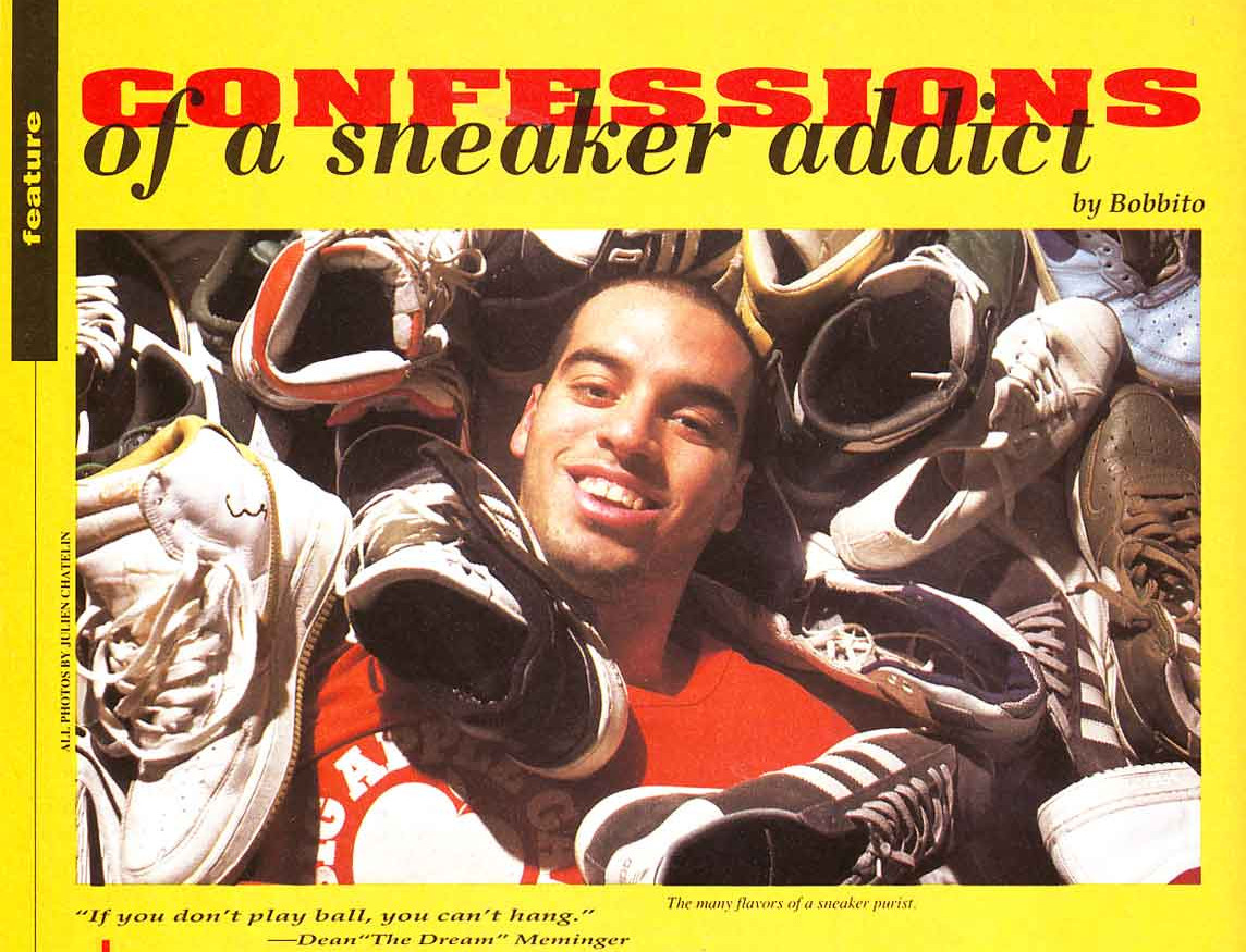 fd05306621f35 How Bobbito Garcia s  Confessions of Sneaker Addict  Predicted the ...