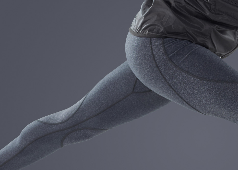 Nike x Undercover GYAKUSOU Holiday 2013 tights