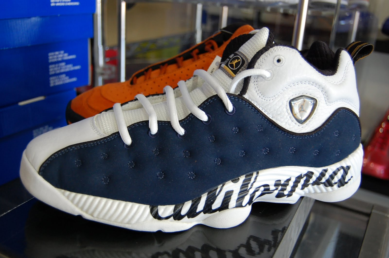 6 air jordan shoes kendall marshall wants retroed sole