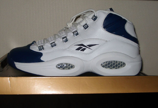 Reebok Question White/Navy