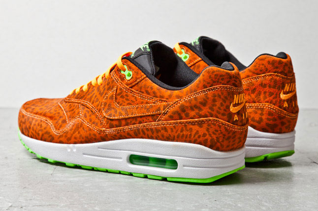 Nike Air Max 1 FB - Orange Leopard (4)