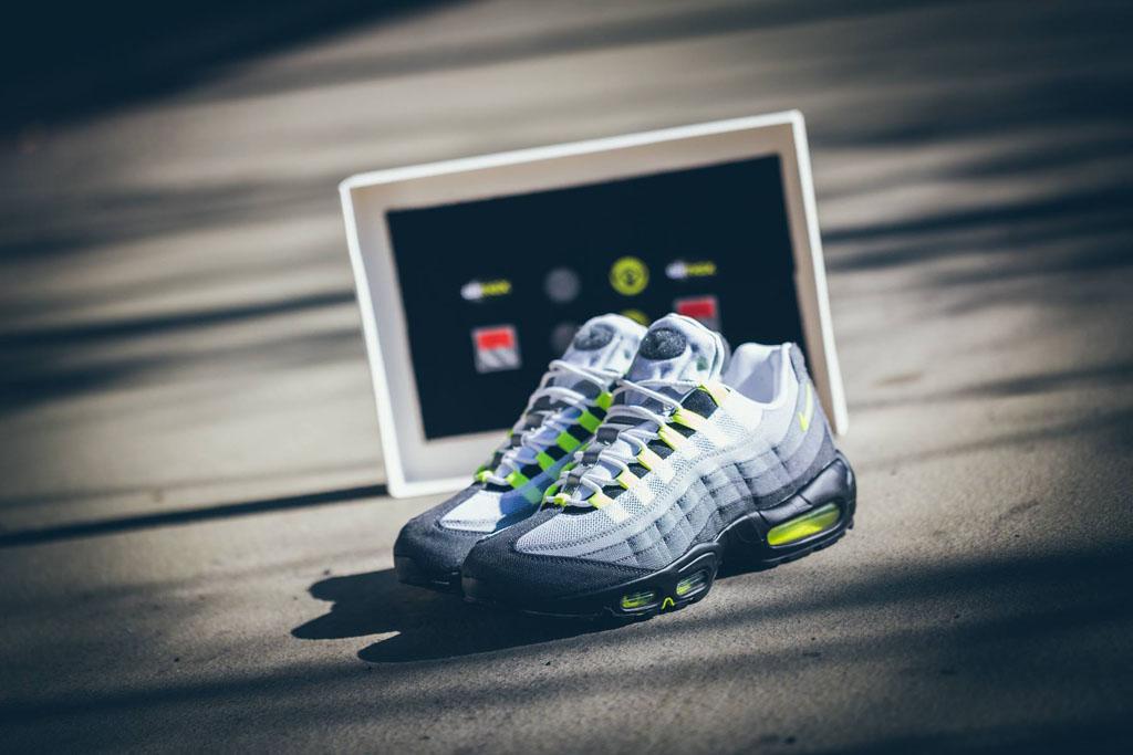 Nike Air Max 90 Vs 95