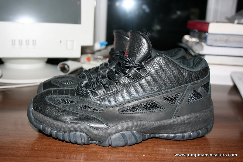 Air Jordan XI Low IE - Referee Sample | Sole Collector