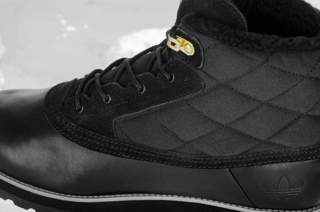 adidas Originals Winter Ball & Navvy Quilt Boots - Fall/Winter ... : adidas quilted boots - Adamdwight.com