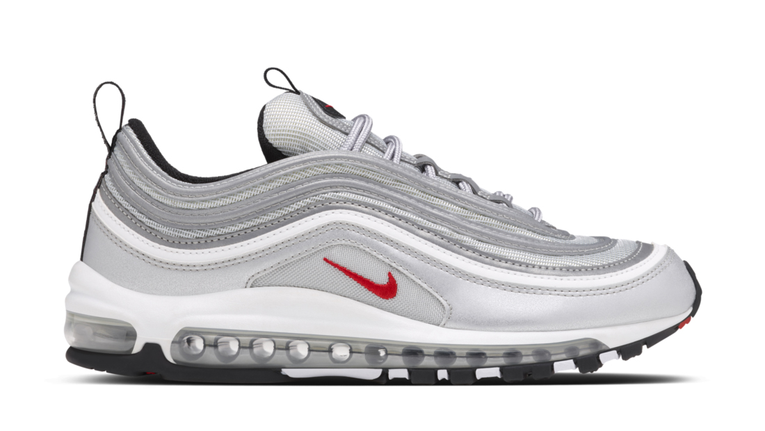 nike air max 97 silver bullet 2016 nike sole collector. Black Bedroom Furniture Sets. Home Design Ideas