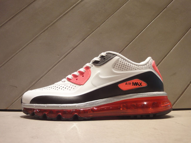nike air max 90-2014 leather quick strike tournament