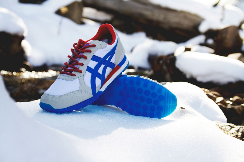 Onitsuka Tiger x BAIT by Akomplice 6200 FT translucent outsole