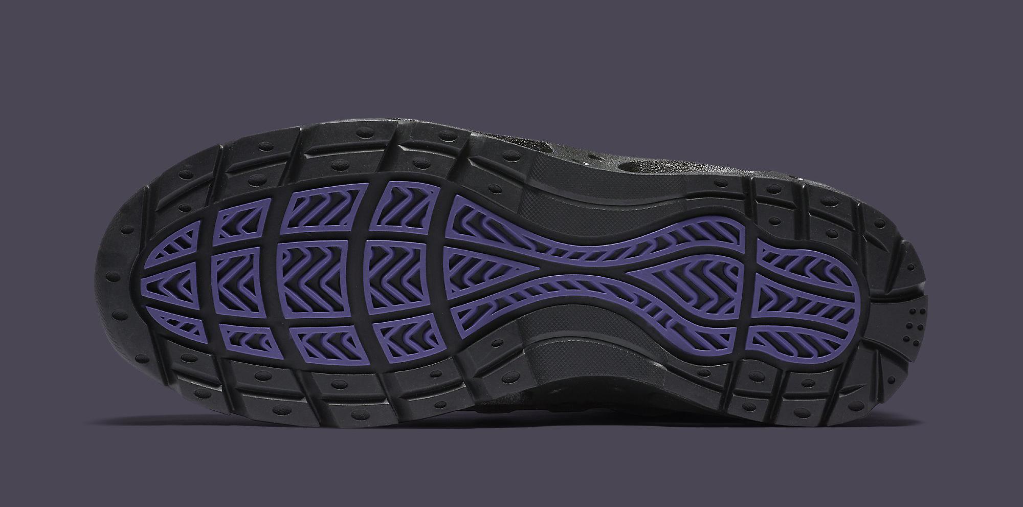 Nike Air Max Foamdome Eggplant 843749-500 Sole