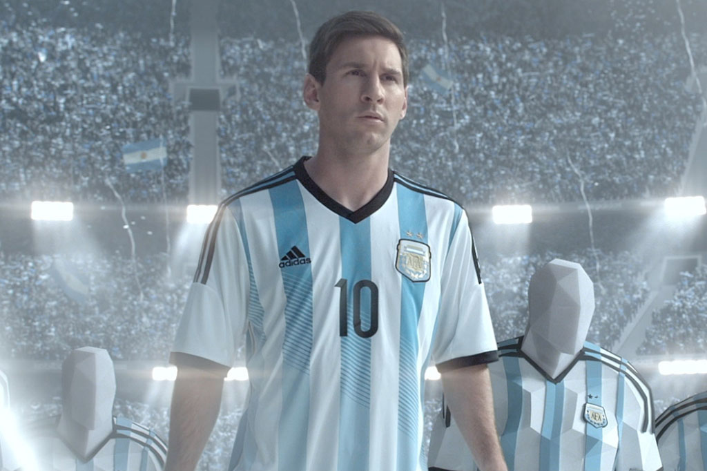 internacional rompecabezas Cubeta  adidas Leo Messi Video Game Gives Fans Chance to Win World Cup Trip | Sole  Collector