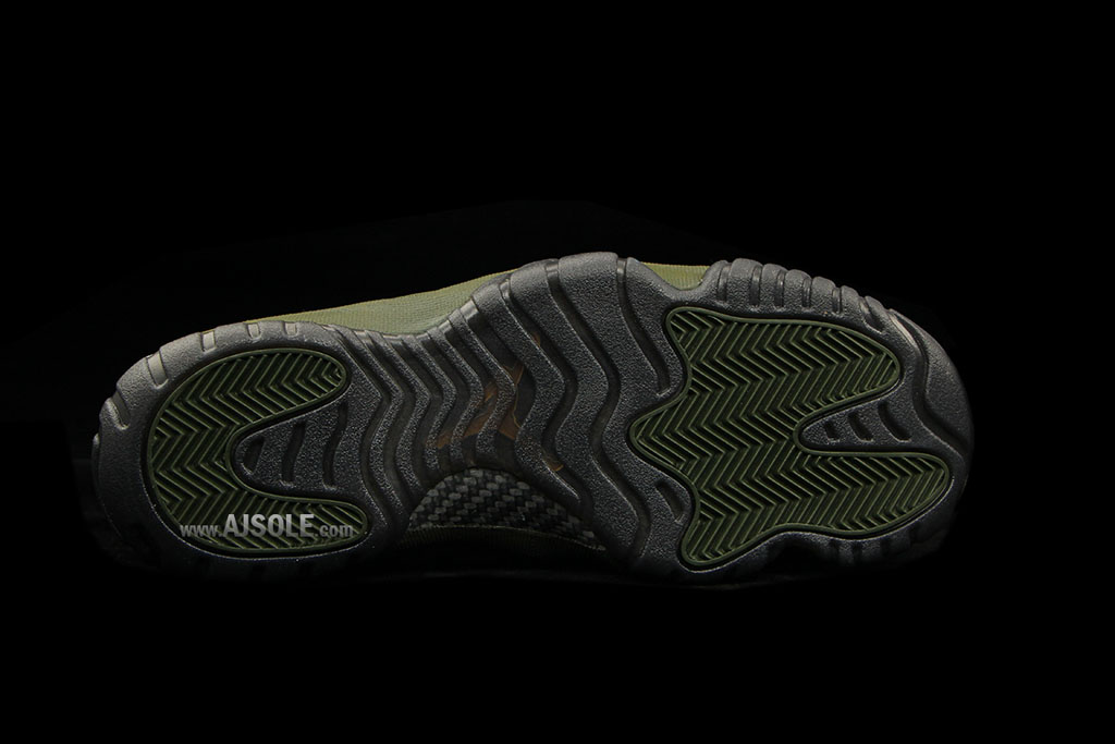 Air Jordan Future - Green Tiger Camo (5)