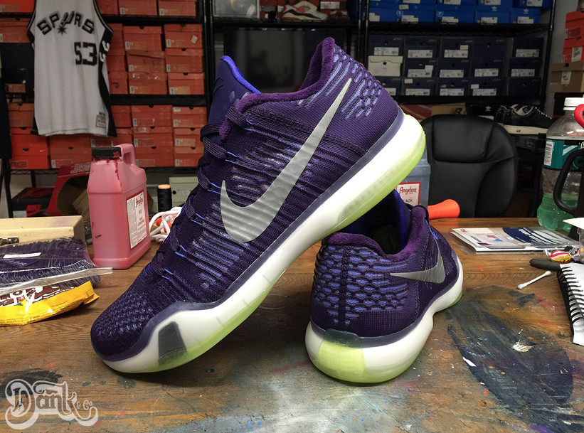 7c3db4896da Enjoy Dank s take on the Kobe 10 Elite Low Flyknit for now and stay patient  for word on a U.S. sneaker release date for the actual pairs.