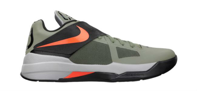 Top 24 KD IV Colorways for Kevin Durant's 24th Birthday // Rogue Green