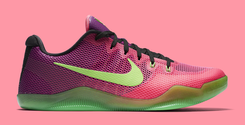 buy popular 1b091 9d165 Nike Kobe 11 Mambacurial 836183-635 Profile