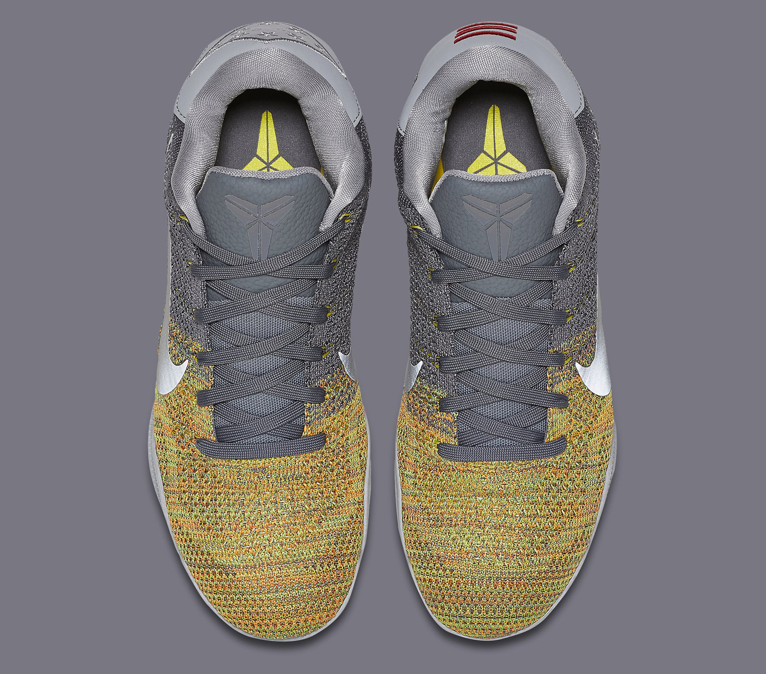 42a73bcf66d6 Nike Kobe 11 Master of Innovation 822675-037 Top