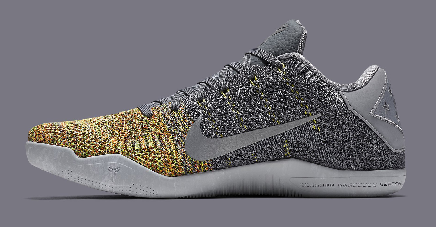 db778a06b8d5 Nike Kobe 11 Master of Innovation 822675-037 Medial