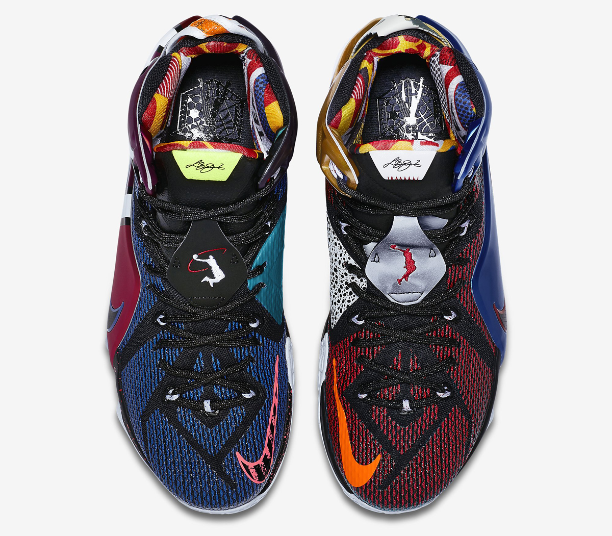 ... The  What The  Nike LeBron 12 Releases This Weekend  5addbb308